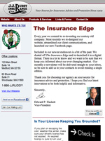 The Insureance Edge e-Newsletter
